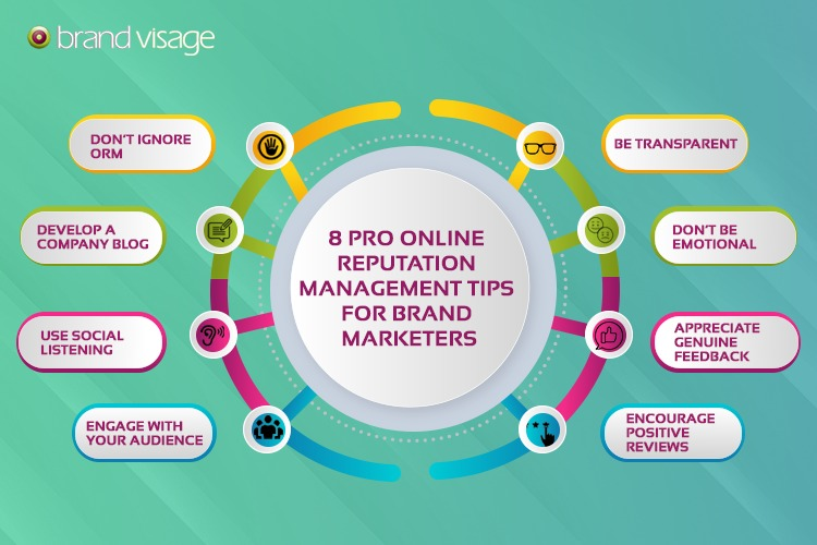 8 Pro Online Reputation Management Tips for Brand Marketers