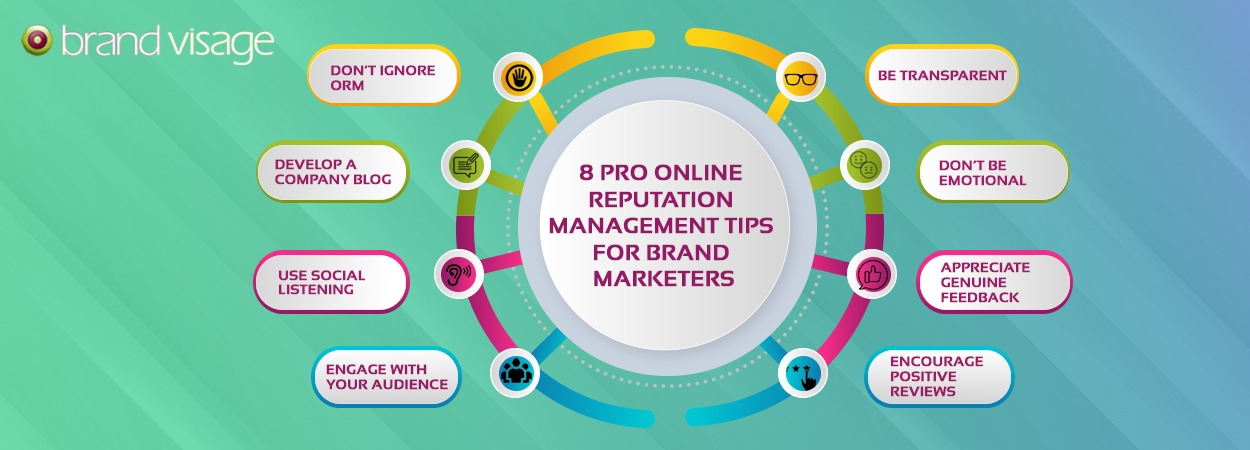 8 Pro ORM Tips for Brand Marketers