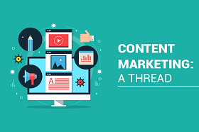 Content Marketing: A thread