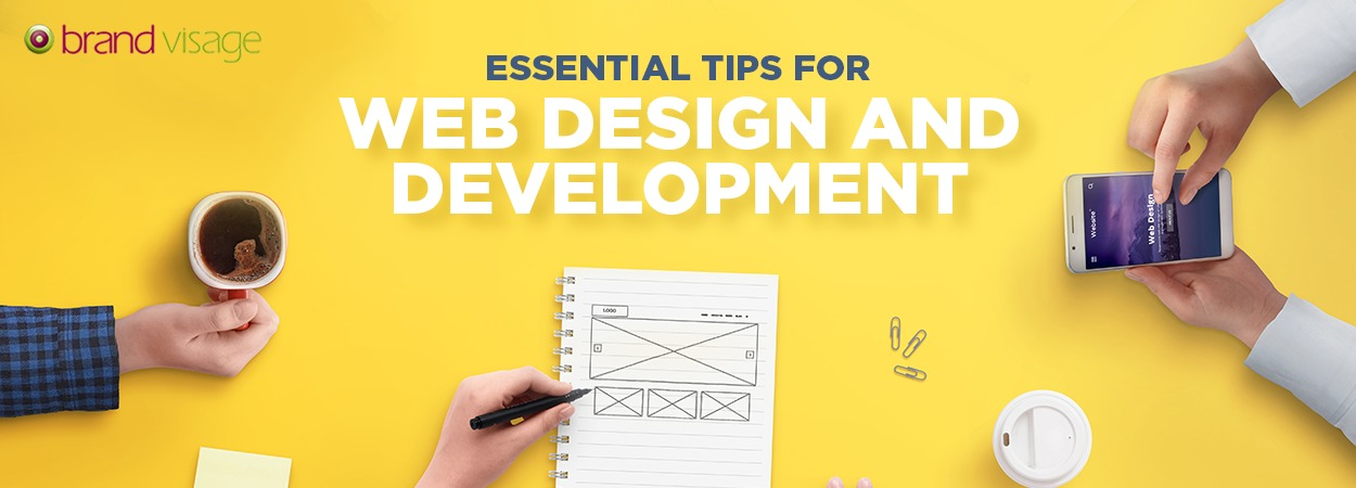 Essential tips for Web Design and Development