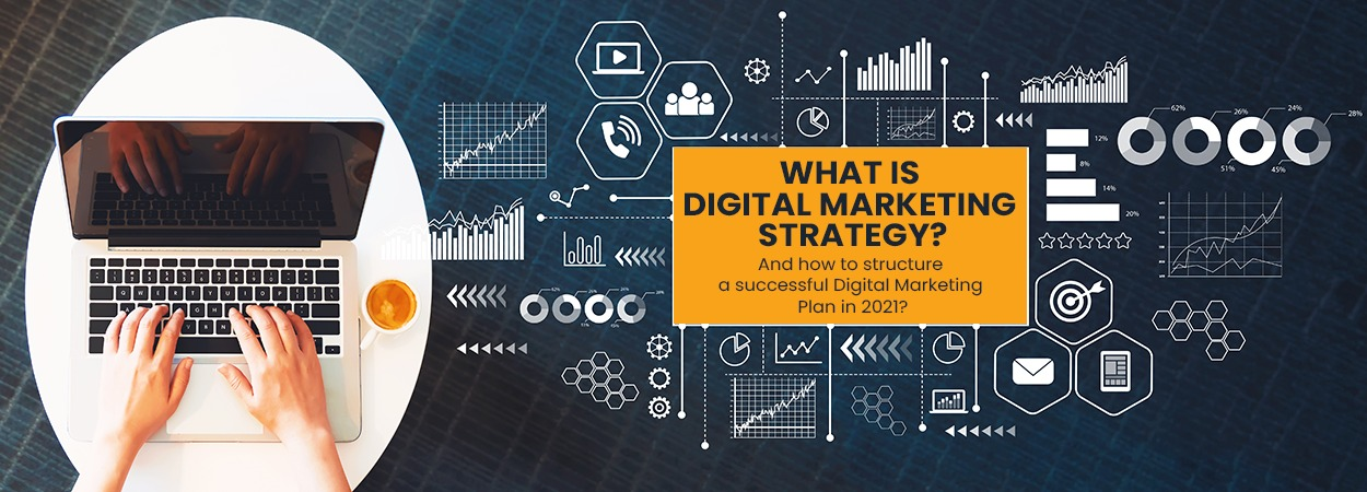 What is Digital Marketing Strategy? And how to structure a successful Digital Marketing Plan in 2021?